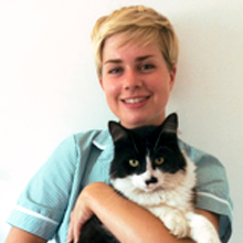 Lucy : Student Veterinary Nurse